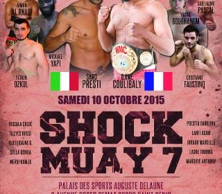 Gala Shock Muay 7