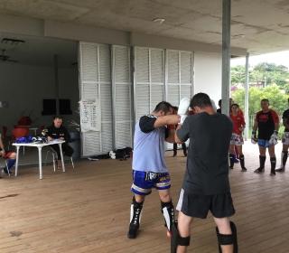 Stage BFMT1 en Nouvelle Calédonie
